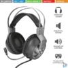 Kép 3/6 - Trust GXT 430 Ironn gamer fejhallgató headset