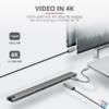 Kép 3/6 - Trust Dalyx USB-C 10 in 1 multiport dokkoló