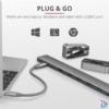 Kép 5/6 - Trust Dalyx USB-C 10 in 1 multiport dokkoló