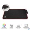 Kép 4/5 - Trust GXT 765 Glide-Flex RGB világító fekete gamer egérpad