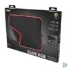 Kép 5/5 - Trust GXT 765 Glide-Flex RGB világító fekete gamer egérpad
