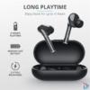 Kép 2/6 - Trust Nika Touch Bluetooth true wireless fekete fülhallgató headset
