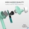 Kép 4/6 - Trust Nika Touch Bluetooth true wireless türkiz fülhallgató headset