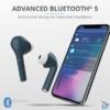 Kép 5/6 - Trust Nika Touch Bluetooth true wireless kék fülhallgató headset