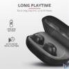 Kép 4/7 - Trust Duet XP Bluetooth true wireless fekete fülhallgató headset