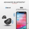 Kép 6/7 - Trust Duet XP Bluetooth true wireless fekete fülhallgató headset