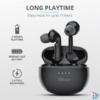 Kép 2/5 - Trust Nika Touch XP Bluetooth true wireless fekete fülhallgató headset