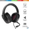 Kép 1/6 - Trust GXT 4371 Ward gamer fejhallgató headset