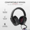Kép 5/6 - Trust GXT 4371 Ward gamer fejhallgató headset
