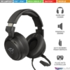 Kép 1/5 - Trust GXT 433 Pylo gamer fejhallgató headset