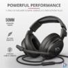 Kép 2/5 - Trust GXT 433 Pylo gamer fejhallgató headset