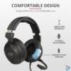 Kép 4/5 - Trust GXT 433 Pylo gamer fejhallgató headset