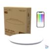 Kép 4/4 - Xiaomi Yeelight YLXD013-B Arwen Ceiling Light 450C mennyezeti lámpa
