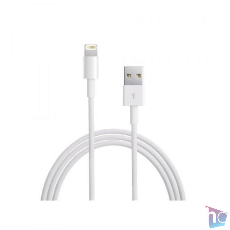 USB kábel 2.0 A apa - Apple mini iphone lightning szinkron/töltő apa 1,0m -   MD818ZM/A