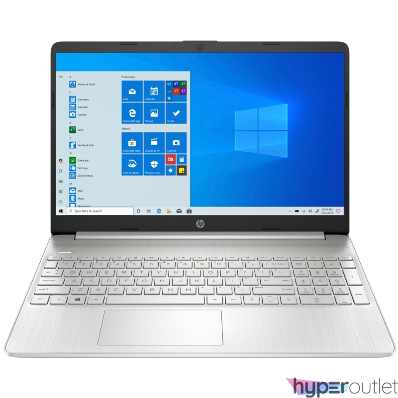 15s-fq2011nh Full HD, Intel Core i3 1115G4, 8GB/512GB, int. VGA, Windows 10, ezüst notebook