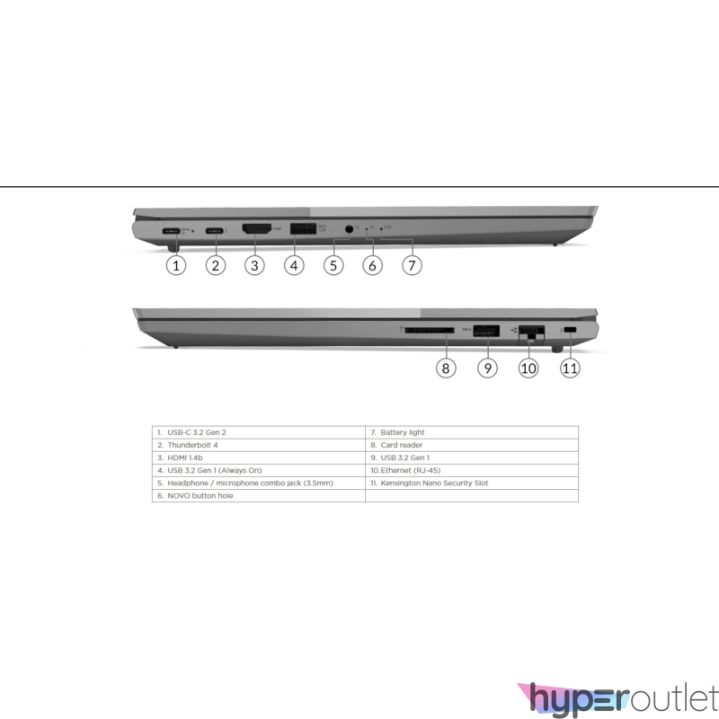 ThinkBook 15 20VE00FLHV Notebook