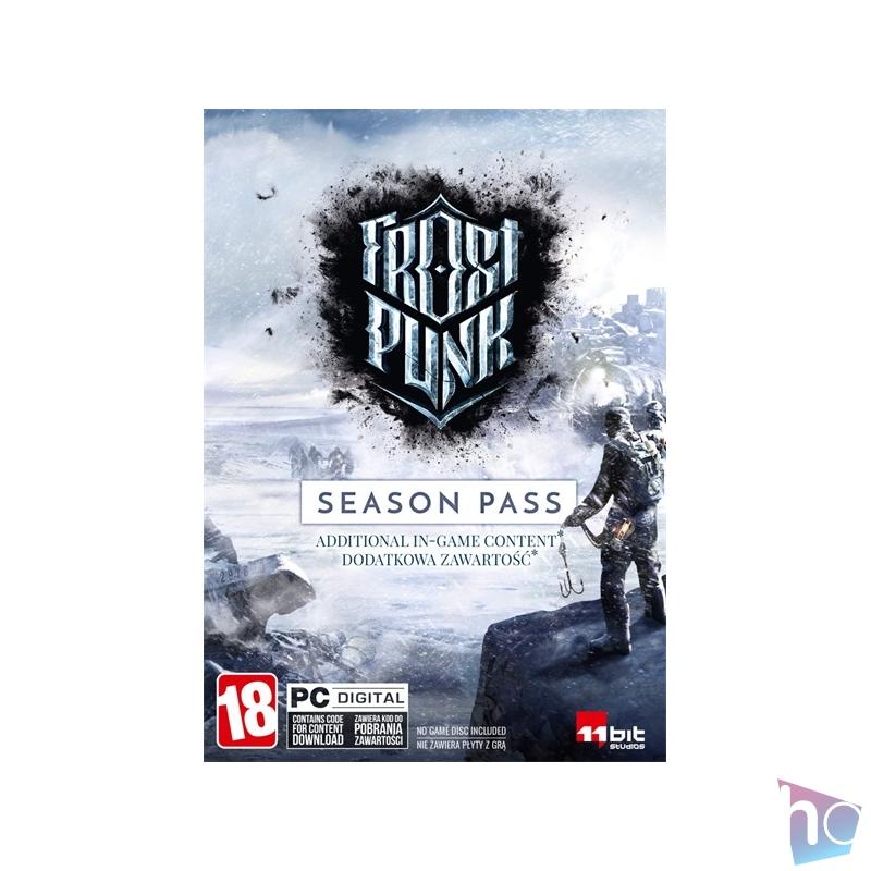 Frostpunk Season Pass PC játékszoftver