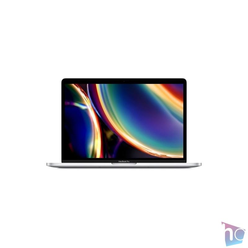 "Apple MacBook Pro 13,3""Retina/Intel Core i5 QC 2.0GHz/16GB/512GB SSD/Intel Iris Plus/ezüst laptop (Touch Bar)"