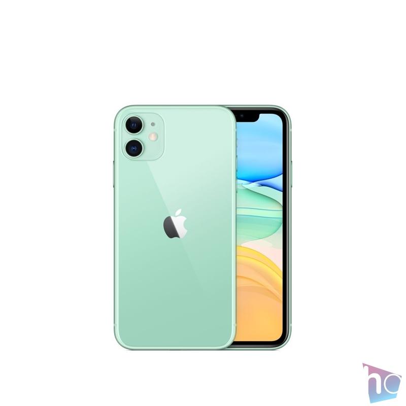 Apple iPhone 11 64GB Green (zöld)