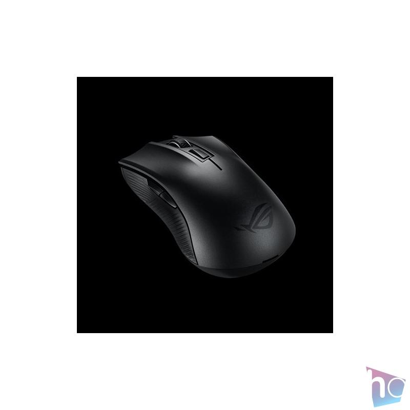 ASUS ROG Strix Carry vezeték nélküli fekete gamer egér