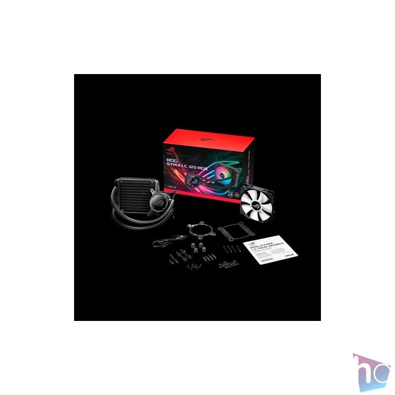 ASUS ROG STRIX LC 120 RGB vízhűtéses processzorhűtő