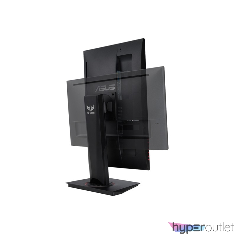 "Asus 24"" VG249Q TUF LED IPS HDMI DP FreeSync 144 Hz-es gamer monitor"