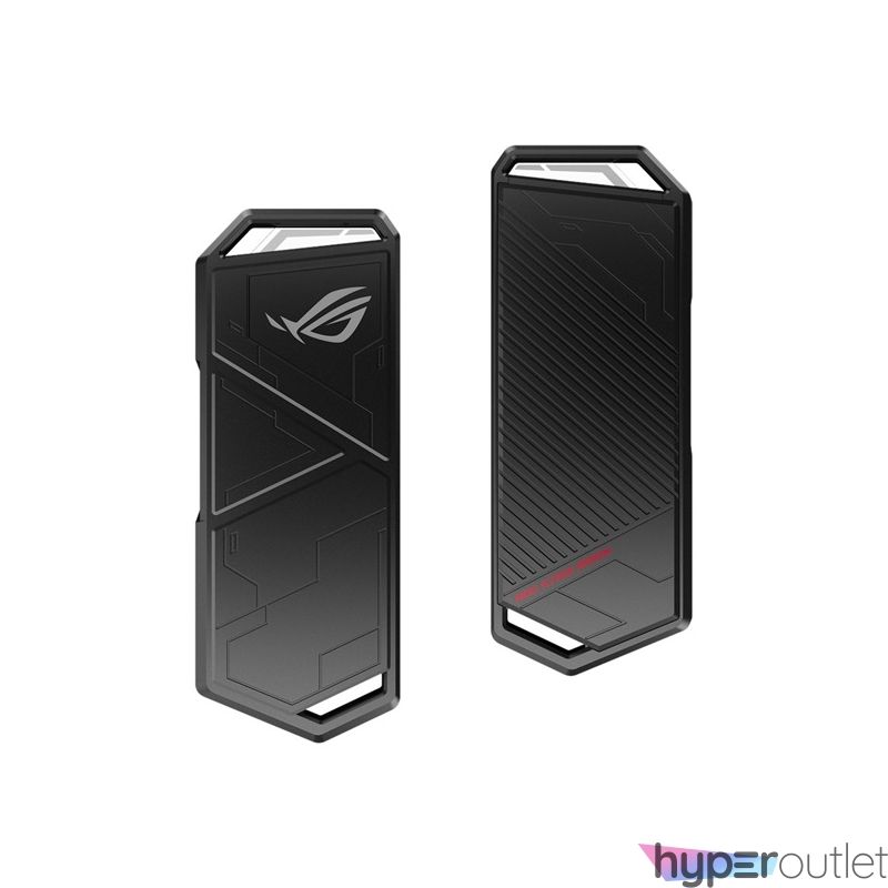 ASUS ROG Strix Arion USB 3.2 fekete külső SSD ház