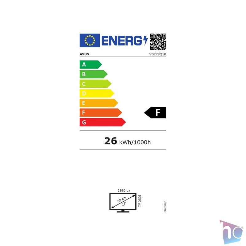"Asus 27"" VG279Q1R LED IPS 144Hz HDMI DP SPK Freesync Premium monitor"