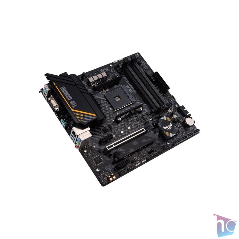 ASUS TUF GAMING B550M-E AMD B550 SocketAM4 mATX alaplap