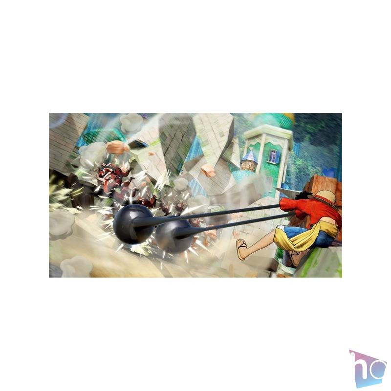 One Piece: Pirate Warriors 4 PS4 játékszoftver