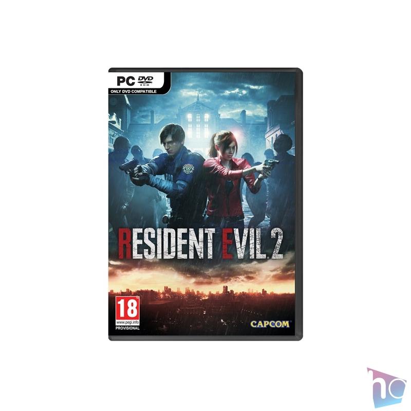 Resident Evil 2 (Remake) PC játékszoftver