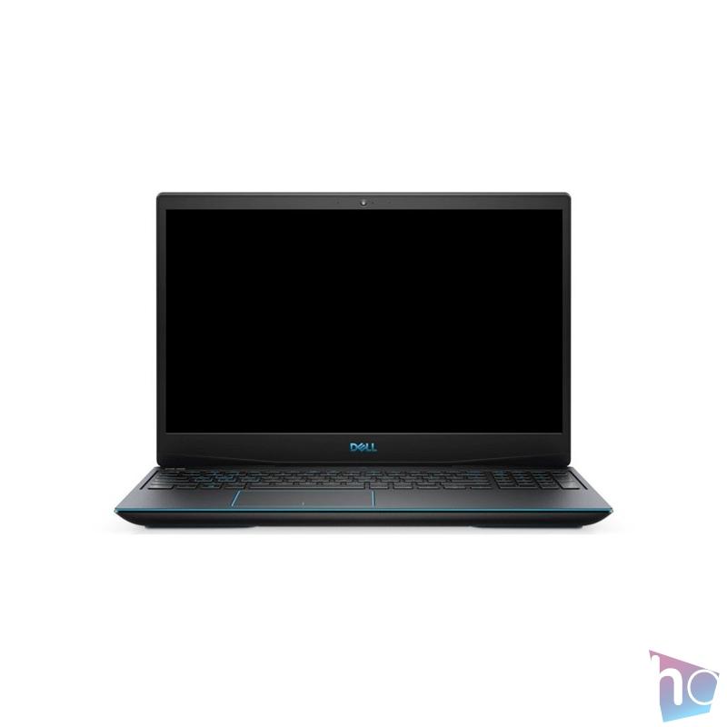"Dell G3 3590 15,6""FHD/Intel Core i5-9300H/8GB/512GB/GTX1660Ti 6GB/Linux/fekete gamer laptop"