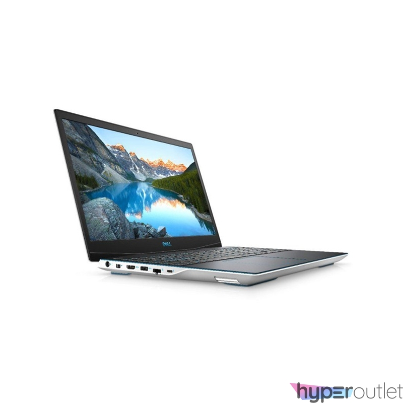 "Dell G3 3500 15,6""FHD/Intel Core i5-10300H/8GB/512GB/GTX 1650Ti 4GB/Linux/fehér laptop"