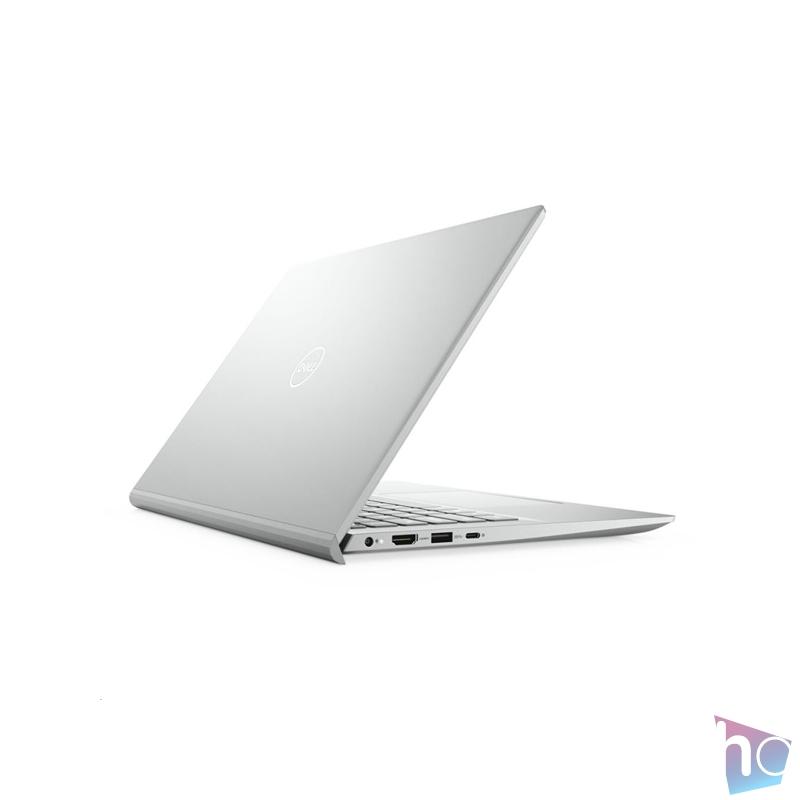 "Dell Inspiron 14 5402 14""FHD/Intel Core i5-1135G7/8GB/512GB/MX330 2GB/Linux/ezüst laptop"