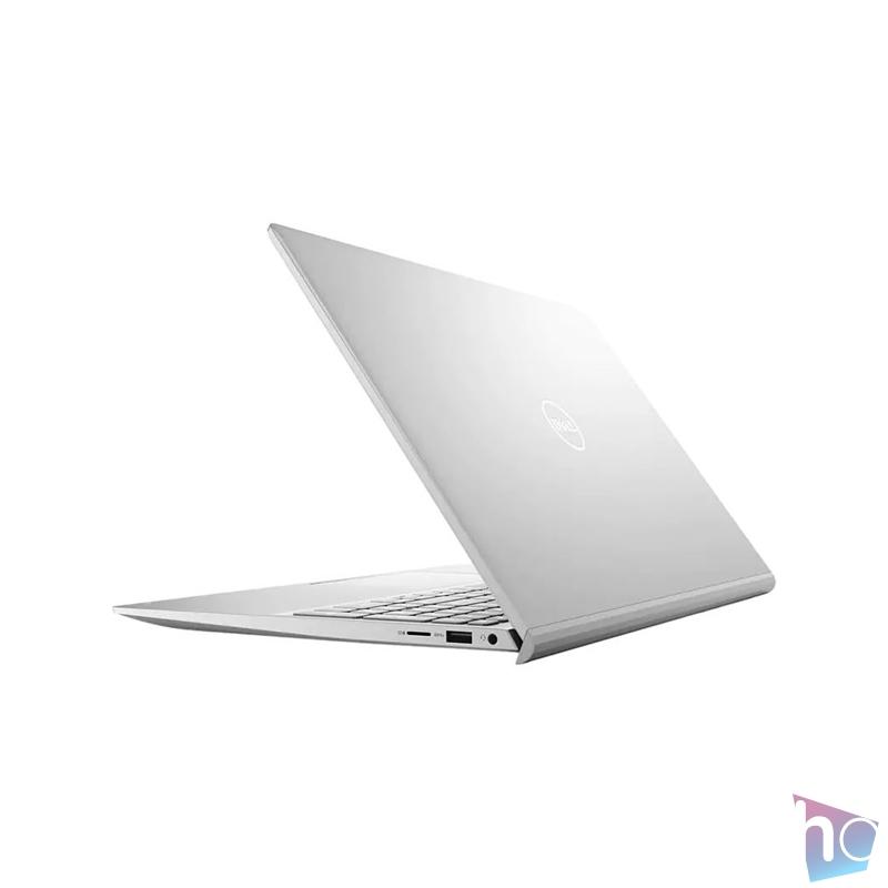 "Dell Inspiron 5502 15,6""FHD/Intel Core i7-1165G7/8GB/512GB/Int. VGA/Linux/ezüst laptop"