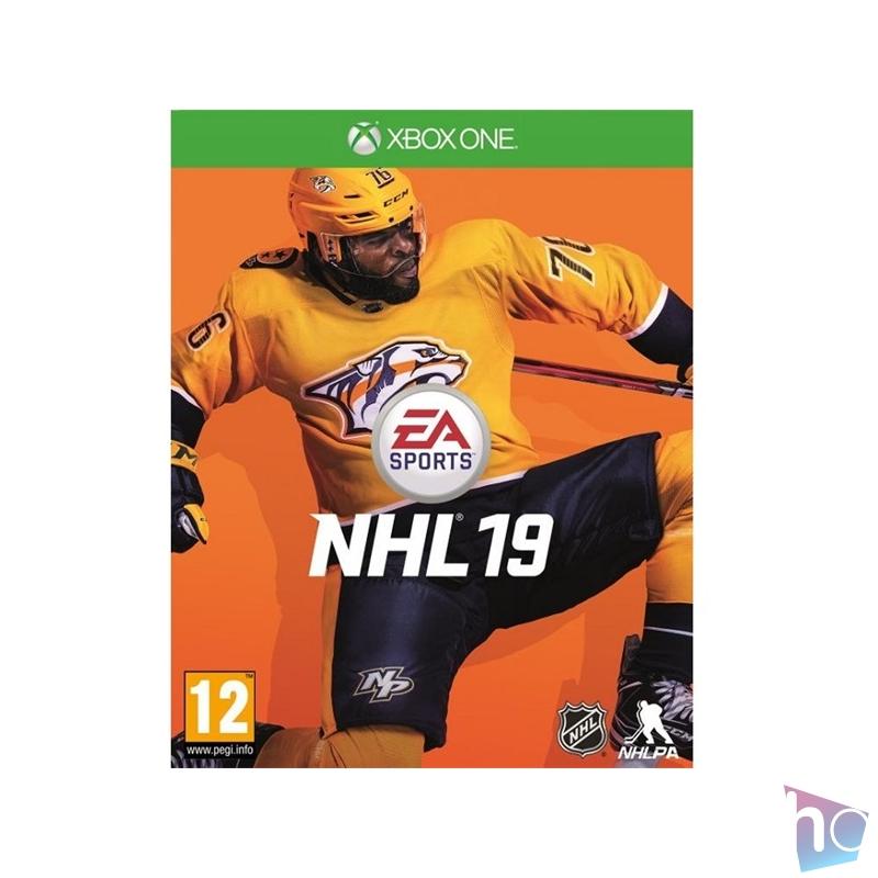 NHL 19 XBOX One játékszoftver