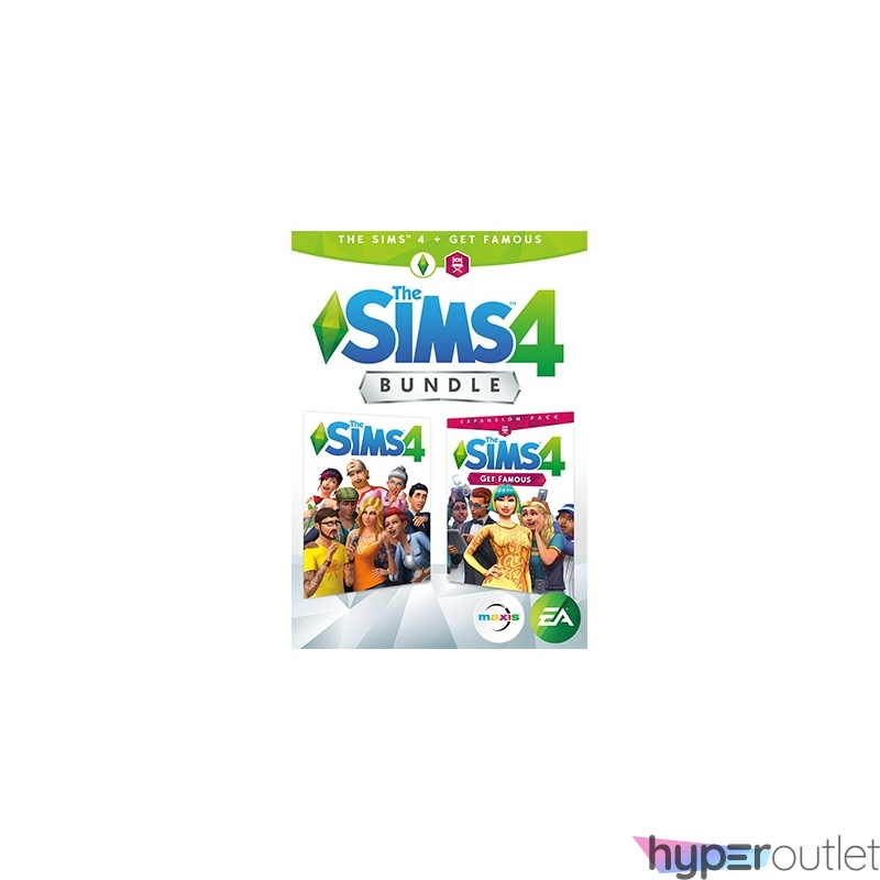 The SIMS 4 + Get Famous PC játékszoftver