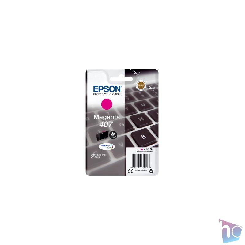 Epson WF-4745DTWF L magenta tintapatron