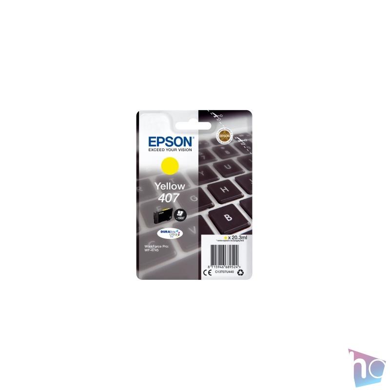 Epson WF-4745DTWF L sárga tintapatron