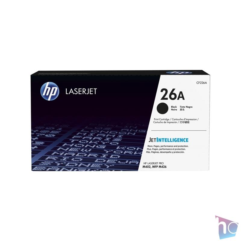 HP CF226A (26A) fekete toner