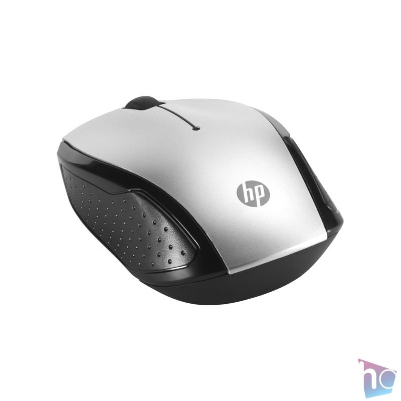 HP 200 vezeték nélküli fekete-szürke egér