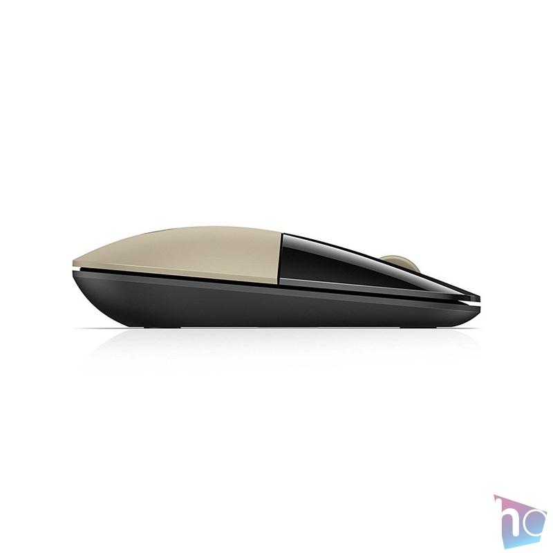 HP Z3700 vezeték nélküli arany egér
