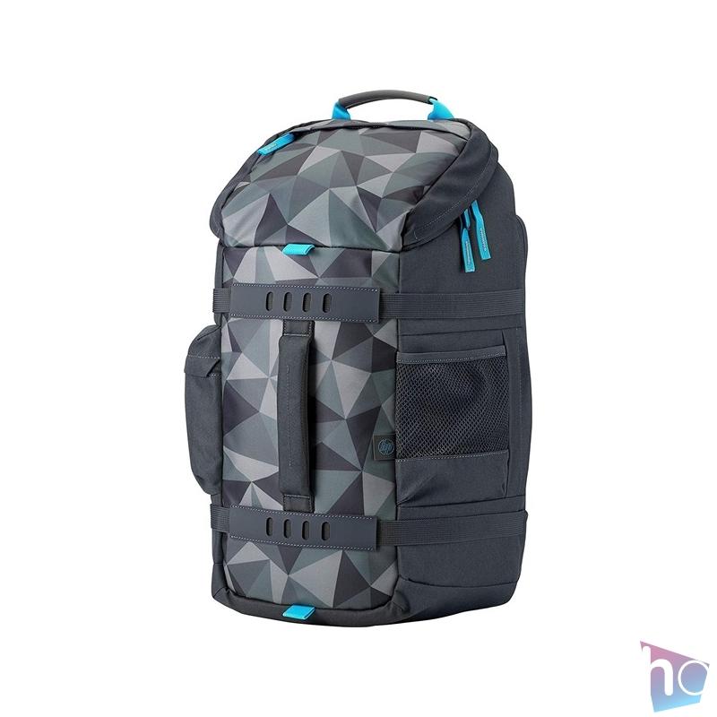 """HP Odyssey Sport Backpack Facets 15,6"""" szürke notebook hátizsák"""