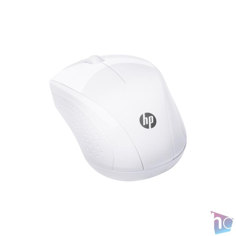 HP Wireless Mouse 220 Snow White egér