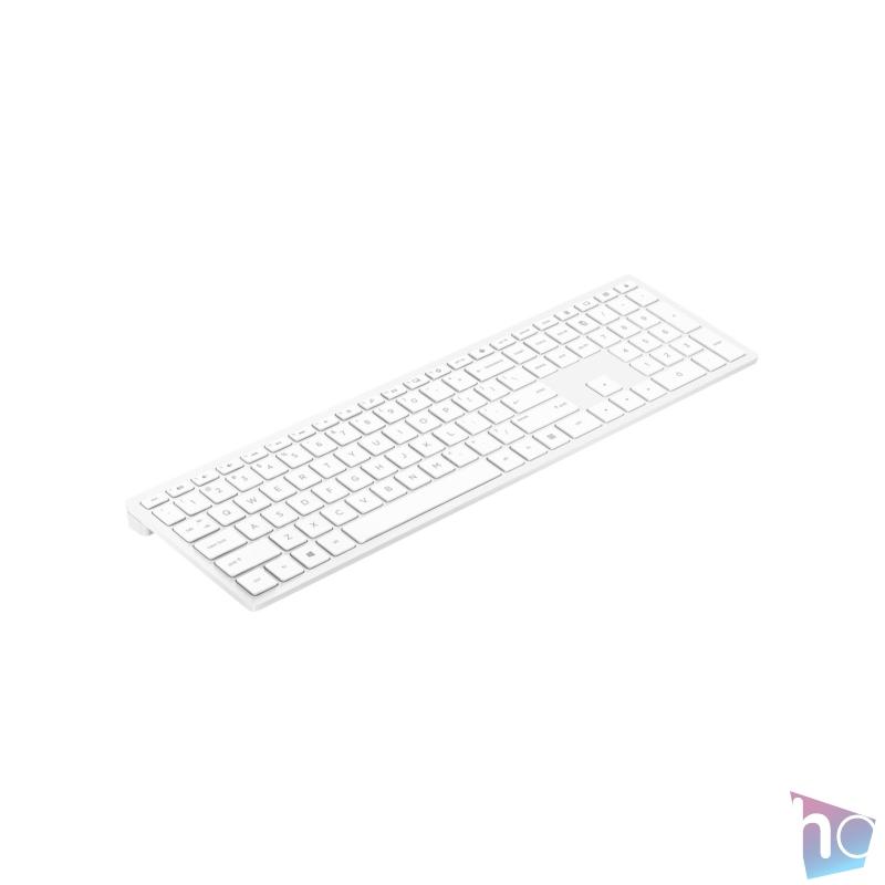 HP Pavilion 600 vezeték nélküli fehér billentyűzet