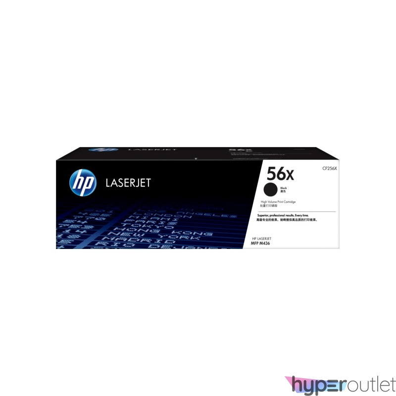 HP CF256X (56X) fekete nagykapacitású toner