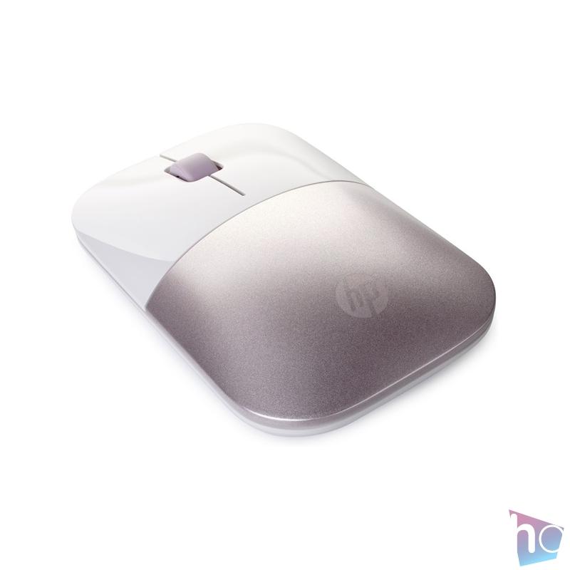 HP Z3700 vezeték nélküli fehér-rózsaszín egér