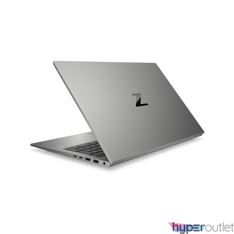 """HP ZBook Firefly G7 15"""" FHD/Intel Core i5-10210U/16GB/512GB/NVIDIA Quadro P520 4GB/Win10 Pro/ezüst laptop"""