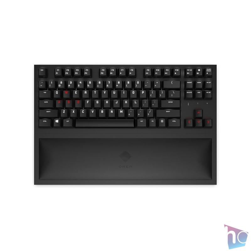 HP Omen Spacer vezeték nélküli fekete billentyűzet