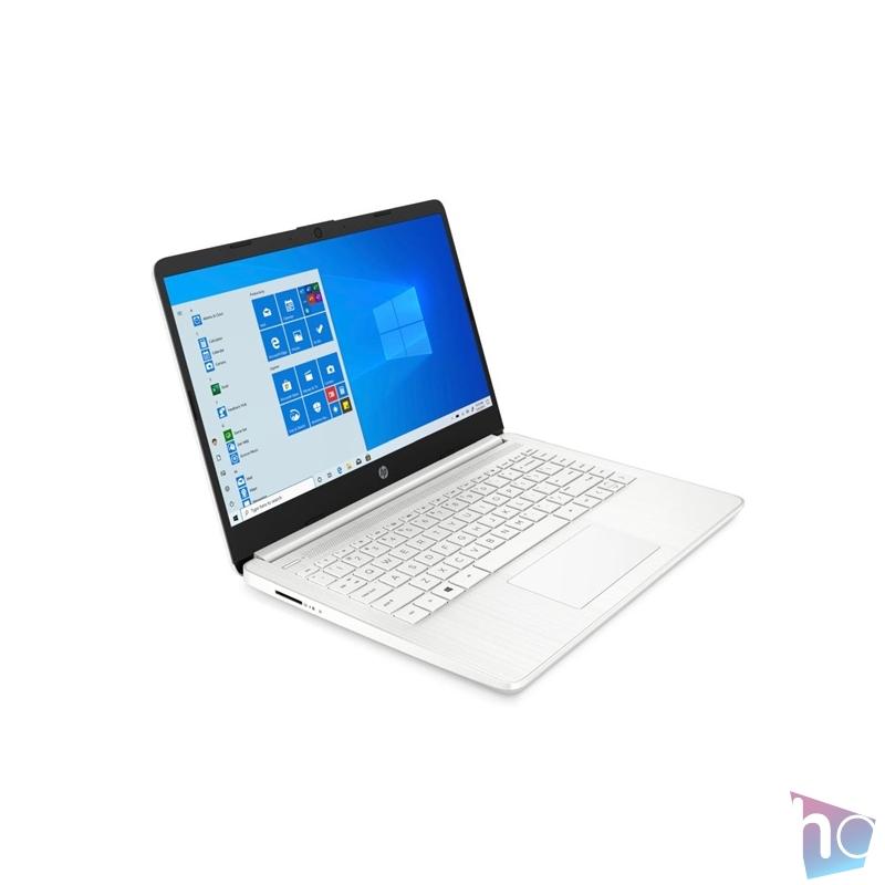 """HP 14s-dq2008nh 14""""FHD/Intel Core i3-1115G4/4GB/256GB/Int. VGA/Win10/fehér laptop"""